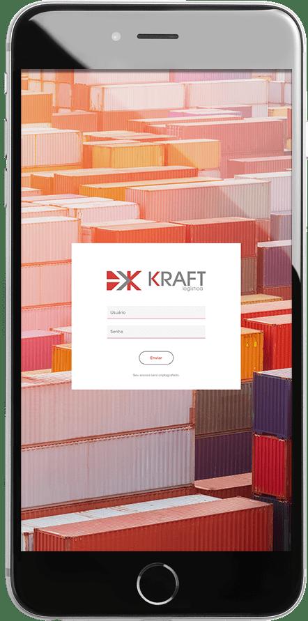 Aplicativo Kraft Log