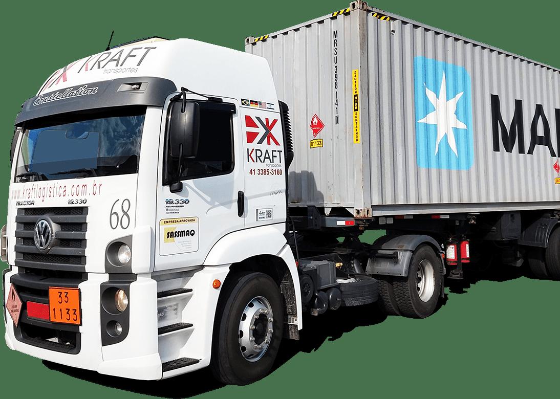Container Kraft Log